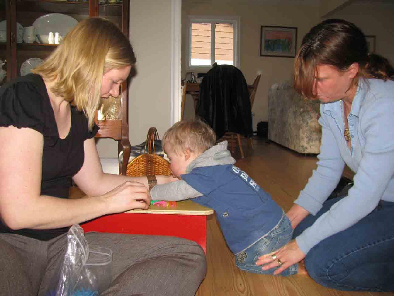 Reach Therapies Program