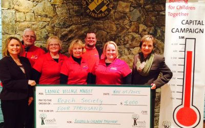 Ladner Village Market Donates $4000 To Reach