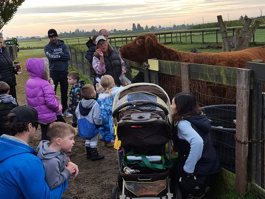 Reach Developmental Preschool South Delta – Newsletter Fall 2018