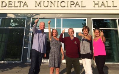 "Municipal Hall Donates $1 Million To ""Building For Children Together"" Campaign"