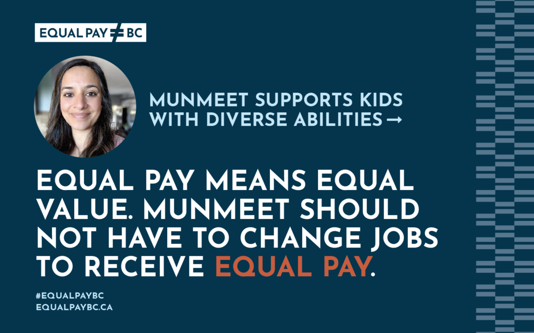 Equal Pay BC